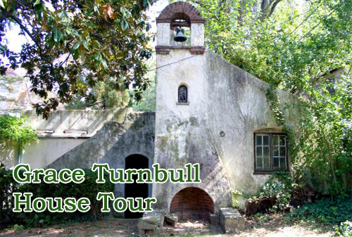 EXCLUSIVE! :: Members Only Tour Of Turnbull House