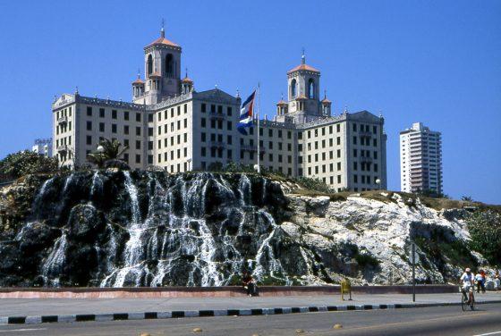 Hotel Nacional. Image courtesy Henryk Kotowski.