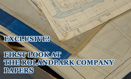 Roland Park Company Papers Tour