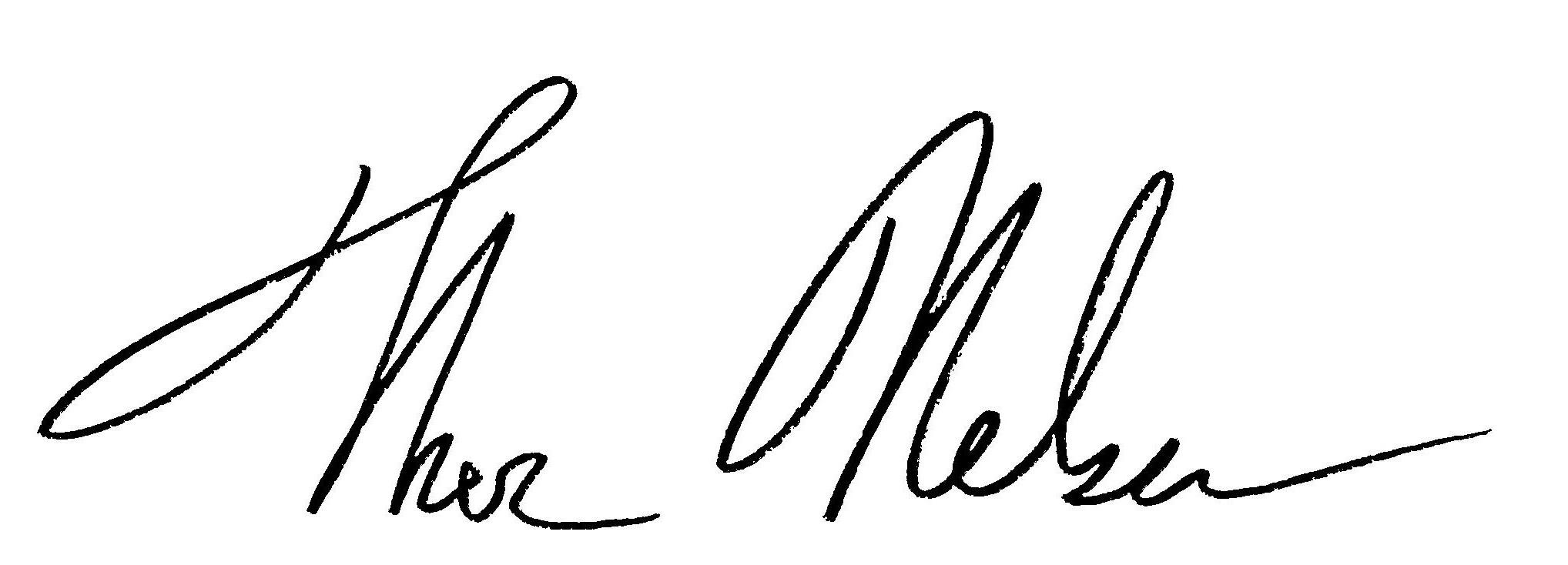 Thor Nelson signature