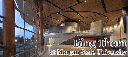 Bing Thom @ Morgan State University